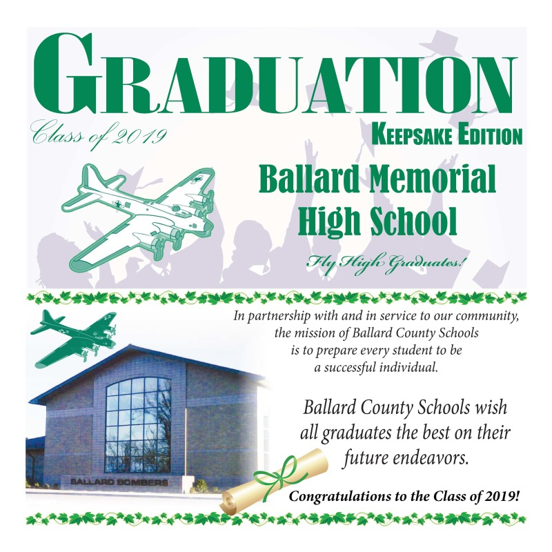 Advance Yeoman BMHS Graduation Tab 2019