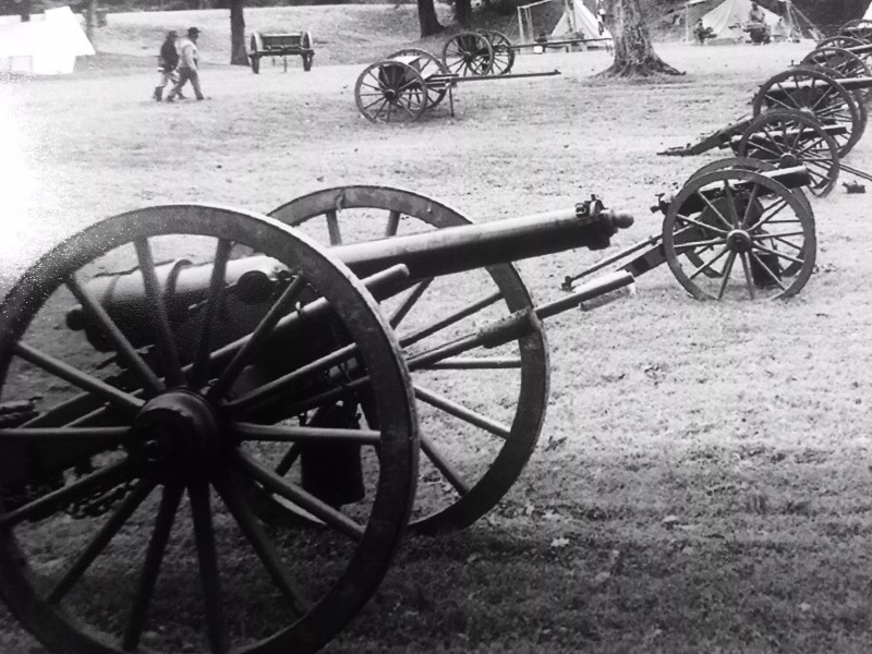 Civil War Days at Columbus | livingston ledger,memorial,county, residents,military