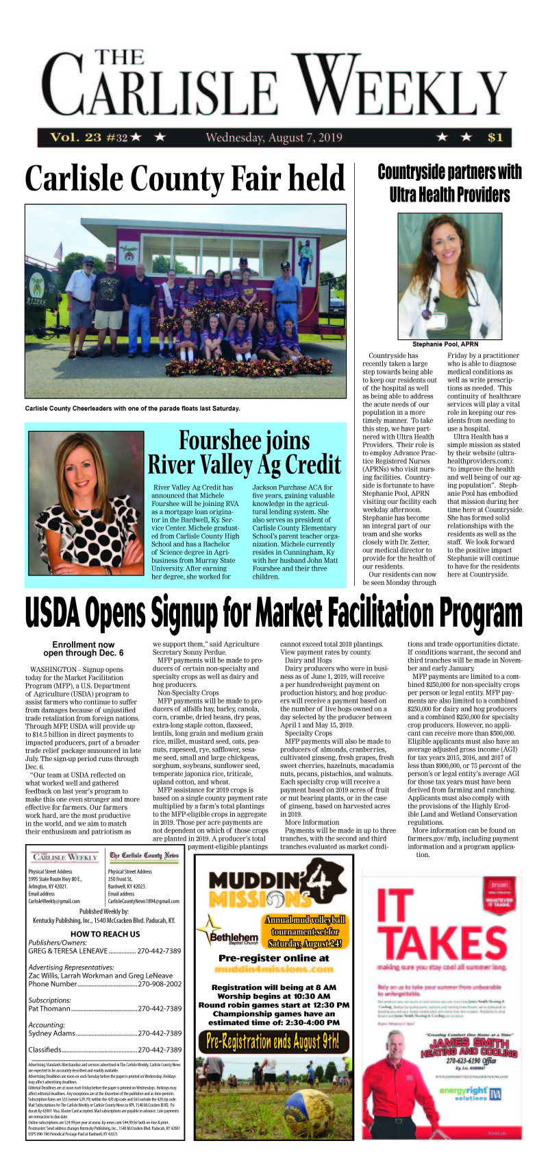 Carlisle County Weekly 8-7-19