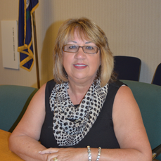 Vicki Hayden has filed for re-election as Ballard County Attorney