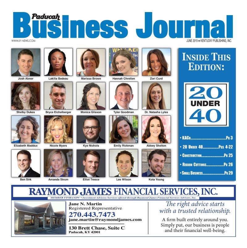 Paducah Business Journal June 2019