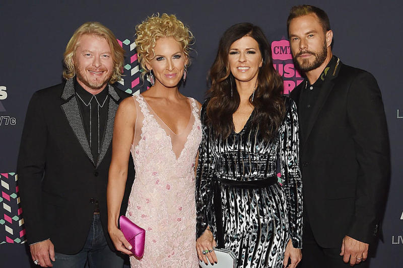 Little Big Town strike a nerve with Grammy-nominated song