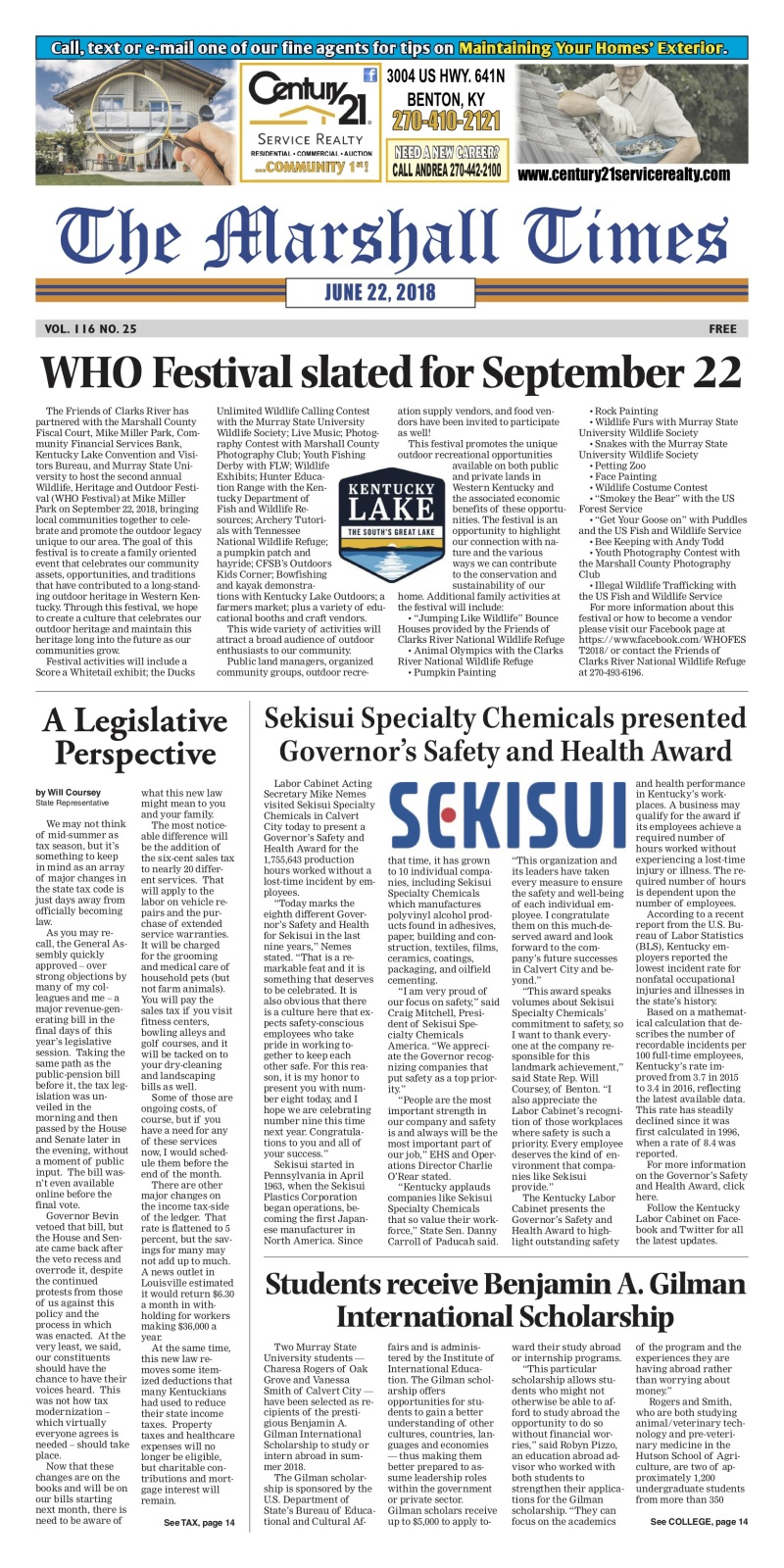 The Marshall Times 6-22-18