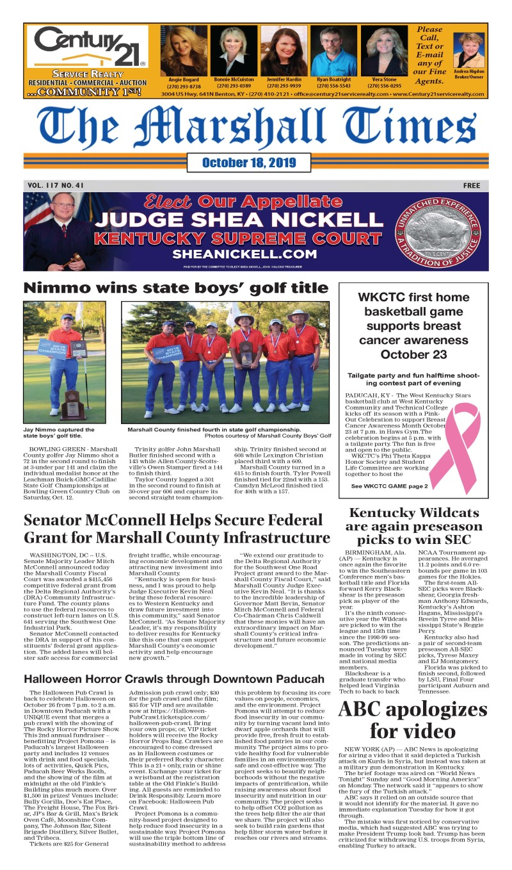 The Marshall Times 10-18-19