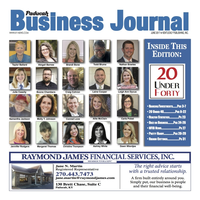 Paducah Business Journal June 2017