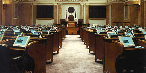 Seven bills to watch in the Kentucky Senate this week