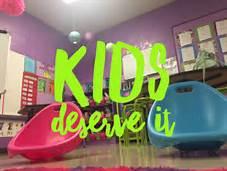 KIDS DESERVE A GREAT CAREER